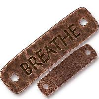 TierraCast Link Breathe - Antique Copper