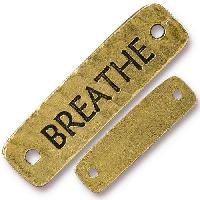 TierraCast Link Breathe - Antique Gold
