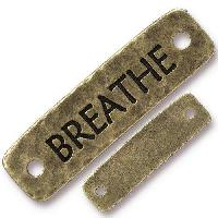 TierraCast Link Breathe - Antique Brass