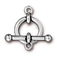 TierraCast Clasp Toggle 5/8