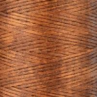Waxed Jewelry Cord Flat - Chestnut