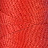 Waxed Jewelry Cord Round - Red