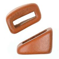 Clay River Porcelain Tri-Slider Flat 10mm - Matte Terracotta