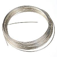 Wire - 24 Gauge - Non-Tarnish Silver