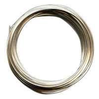 Wire - 26 Gauge - Non-Tarnish Silver