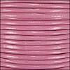 1.5mm Round Indian Leather Cord - Dusty Pink