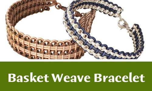 How To Create the Box Chain Weave Bracelet