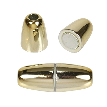 3mm round Acrylic magnet GOLD
