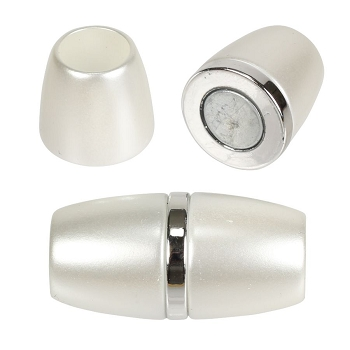 10mm round Acrylic magnet S.L. PEARL