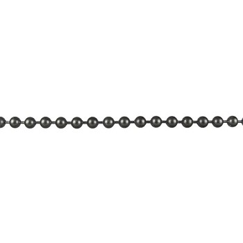 Ball Chain 4.5mm - Matte Gunmetal