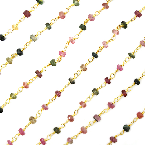multi rice style wholesale chains chain beaded color necklace bohemian