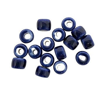 Clay River Porcelain Slider 5mm ROUND - Midnight