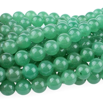 Green Aventurine 8mm Round  8