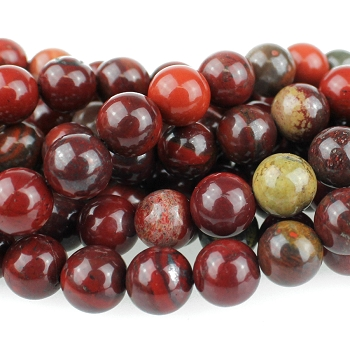 Apple Jasper 8mm Round 8