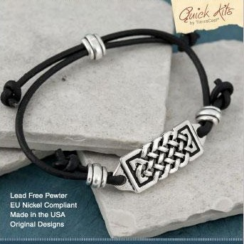 Celtic Braid Bracelet Kit