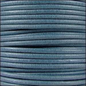 2mm Round Mediterranean Leather