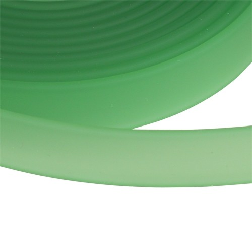 Jitzy 10mm Flat PVC Cord - Light Green