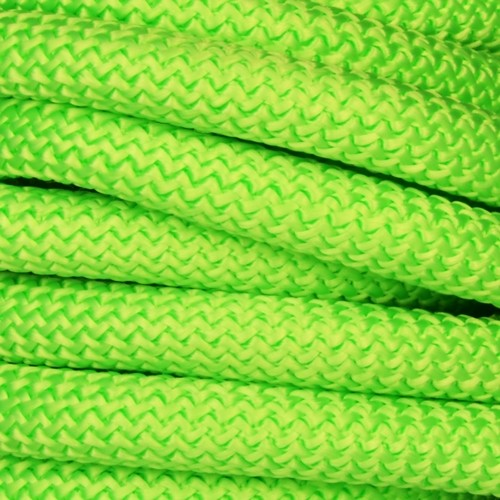 Nylon 10mm Round Cord - Lime
