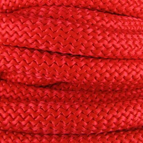 Nylon 10mm Round Cord - Red