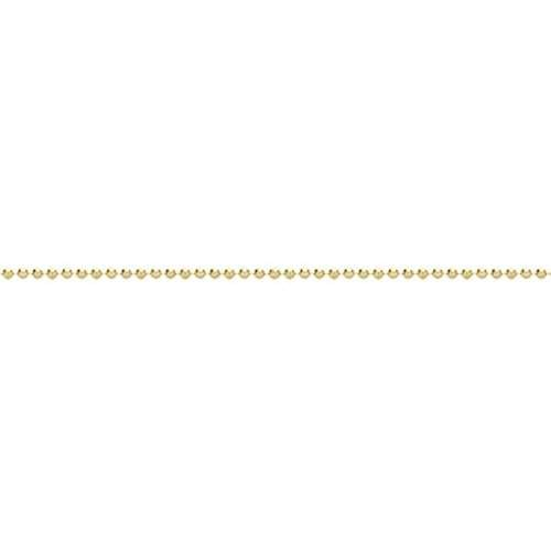 Ball Chain 1.0mm - Gold