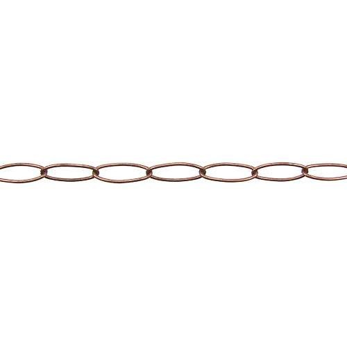 Cable Chain - Antique Copper