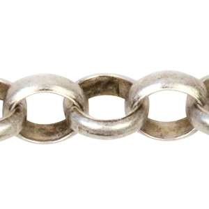 Rolo 5.7 Chain - Antique Silver
