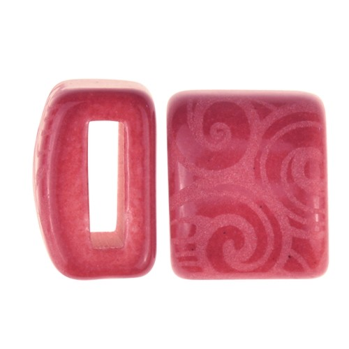 Clay River / Lillypilly Slider Flat 10mm Wave - Bing Cherry