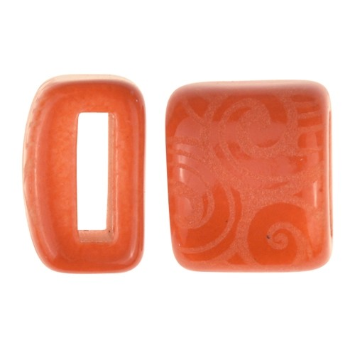 Clay River / Lillypilly Slider Flat 10mm Wave - Cinnamon