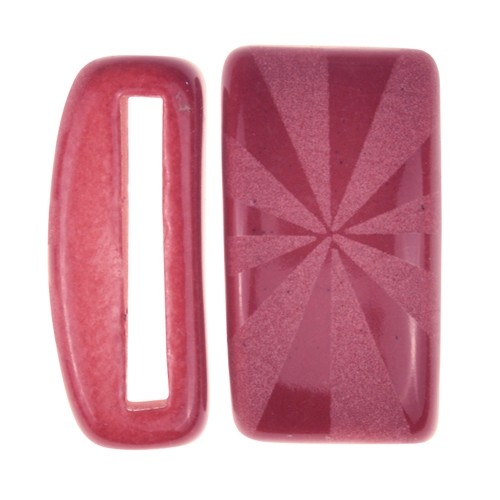 Clay River / Lillypilly Slider Flat 20mm Starburst - Bing Cherry