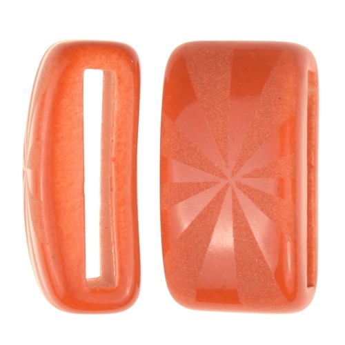 Clay River / Lillypilly Slider Flat 20mm Starburst - Cinnamon