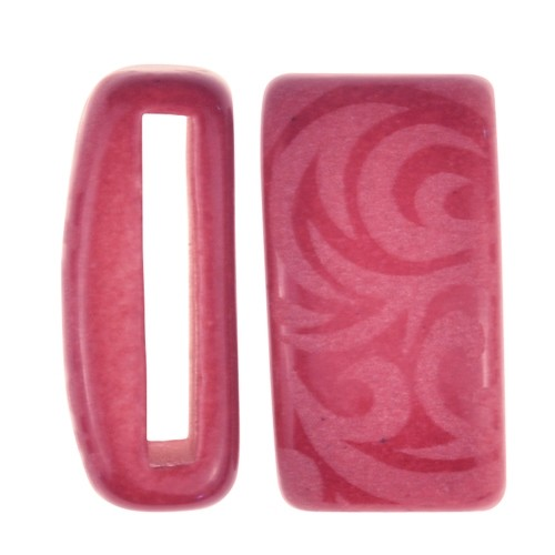 Clay River / Lillypilly Slider Flat 20mm Tattoo - Bing Cherry