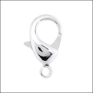 Clasp Lobster 23mm - Silver