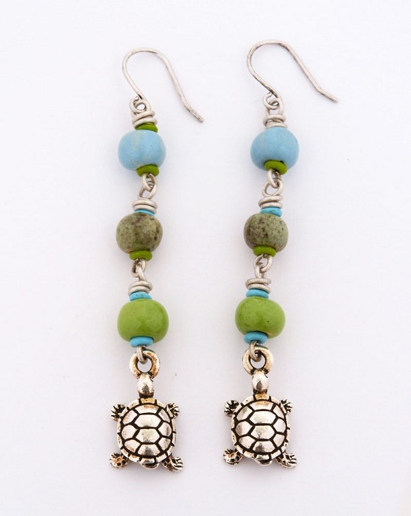 Turtles Earrings