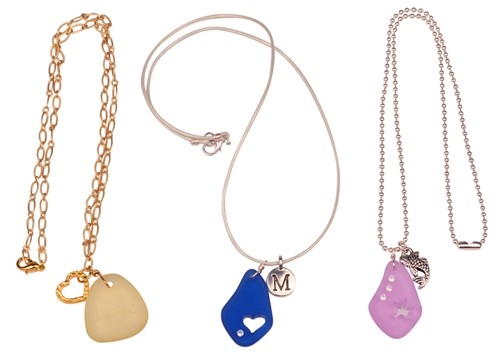 Bermuda Charm Necklaces