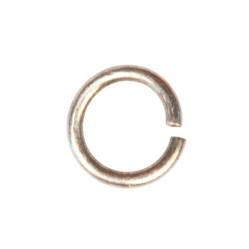 Jump Ring 10mm 14g - Antique Silver