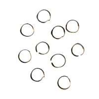 Jump Ring 4mm 21g (40) - Silver