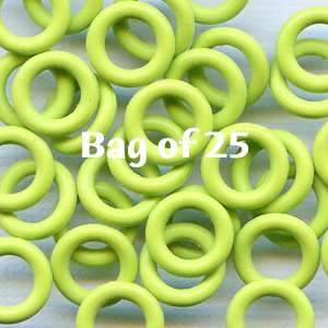 10mm Rubber O-Rings BAG of 25 - Chameleon