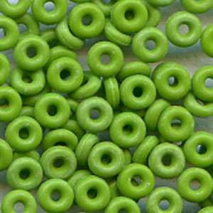3mm Rubber O-Ring Bag of 25 Spacers - Kermit