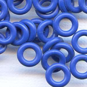 7.25mm Rubber O-Ring Spacer - Cobalt
