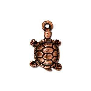 TierraCast Clasp Lobster 15mm - Antique Copper