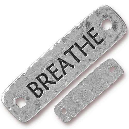 TierraCast Link Breathe - Silver Plated