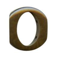 Tagua Open Connector - Olive