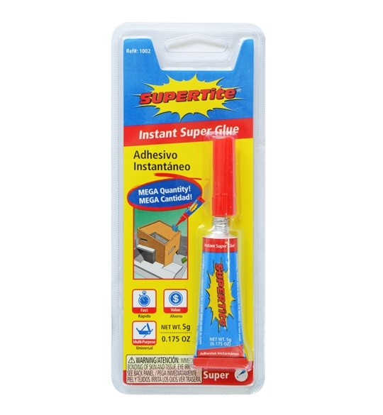 Supertite Glue 3g tube