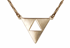 All The Angles Necklace