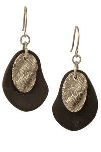 Freeform Fold Dorabeth Earrings