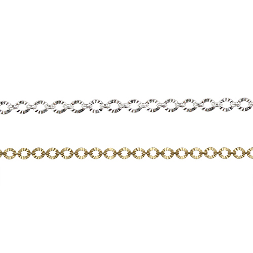CH-165 Crinkle Link Chain