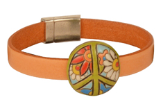 Seasons Of Love Golem Leather Cord Bracelet