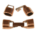 10mm Snap Clasps For Regaliz Leather Cord