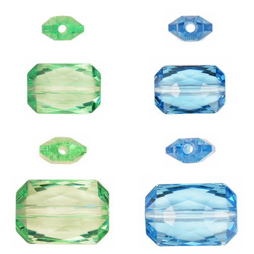 Large Hole Swarovski Beads