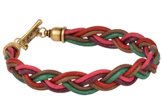 Braids of Glory 3mm Suede Cord Bracelet